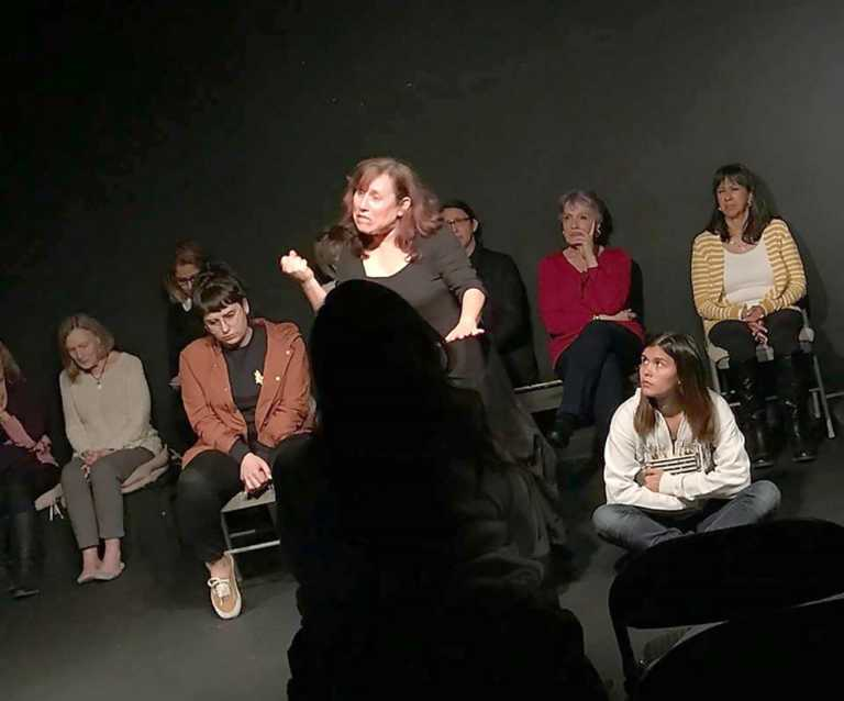 Local domestic violence case inspires new play