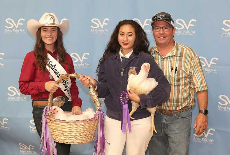 Salinas Valley Fair cancels poultry show
