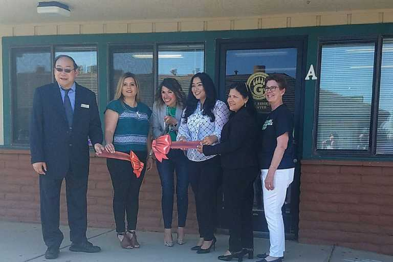 School district unveils new resource centers for community