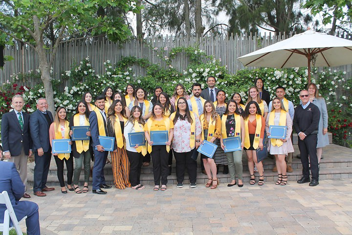 South County cohort of teaching students graduate from Hartnell