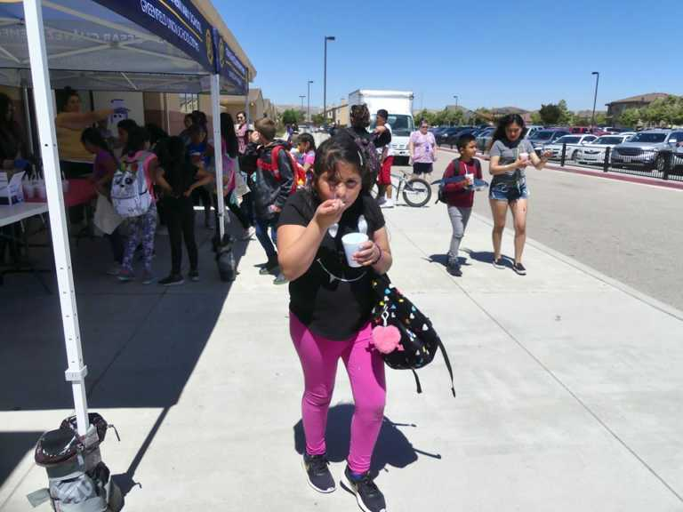 Local PTA sells treats to help student battling cancer