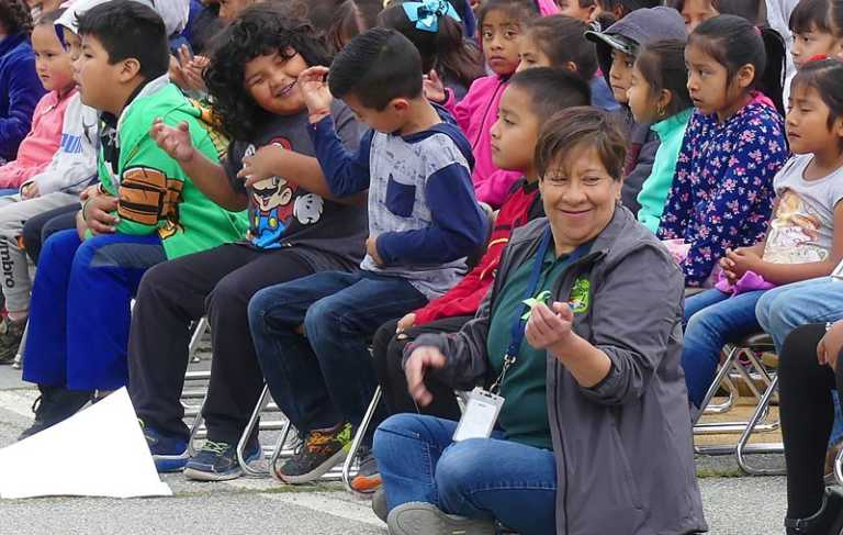 Art Day brings musicians, dancers to Mary Chapa Academy