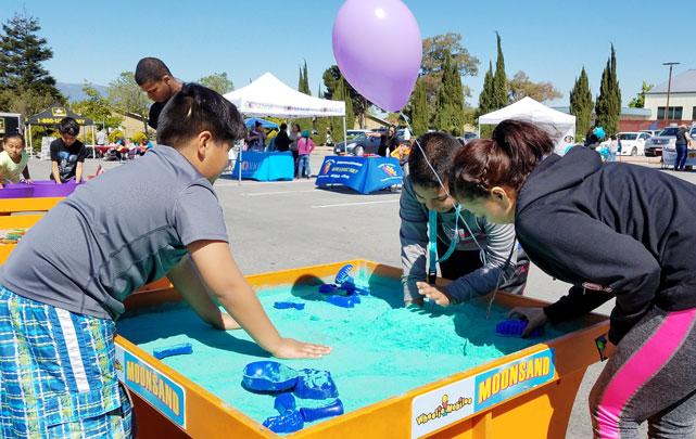 YMCA's Healthy Kids Day draws crowds
