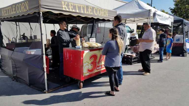 Farmer's Market open for business